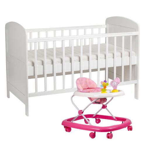 Cribs, Beds & Walkers