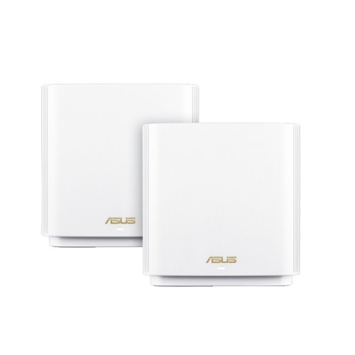 MESH AX6600 TRI-BAND WIFI 6 SYSTEM (X-T8) 2 PACK ASUS ZENWIFI