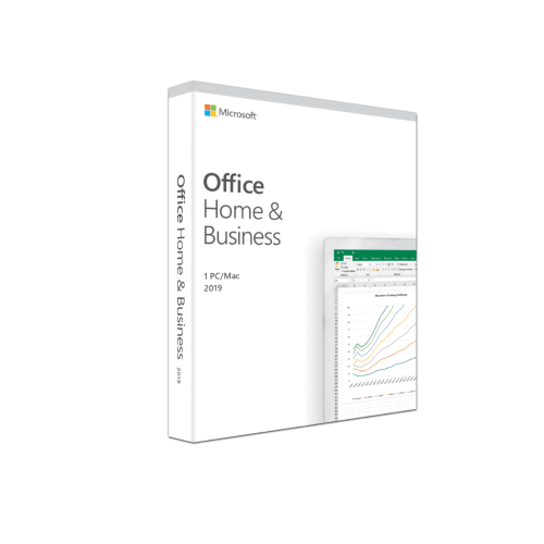 MICROSOFT OFFICE HOME AND BUSINESS 2019 (PKC)
