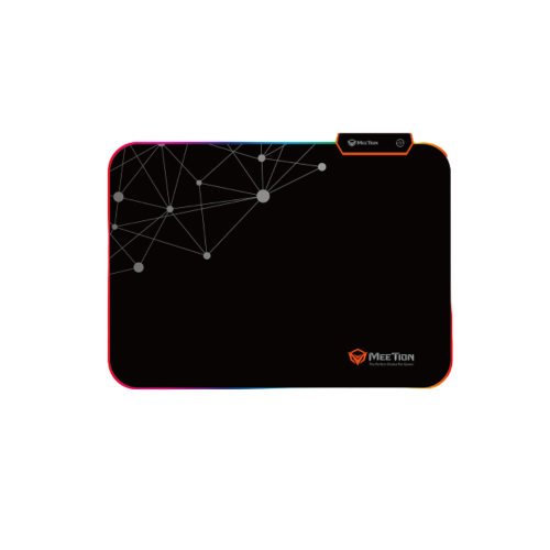 MEETION RGB GAMING MOUSE PAD RUBBER PD120