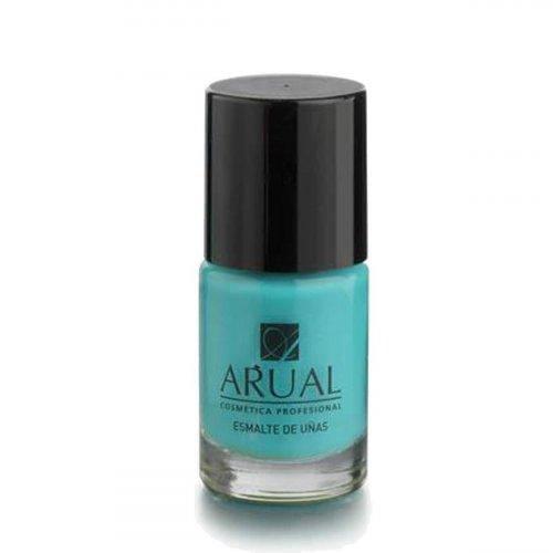 ARUAL NAIL POLISH GREEN BLUE TERQ