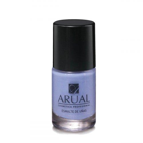 ARUAL NAIL POLISH PASTEL PURPLE BLUE