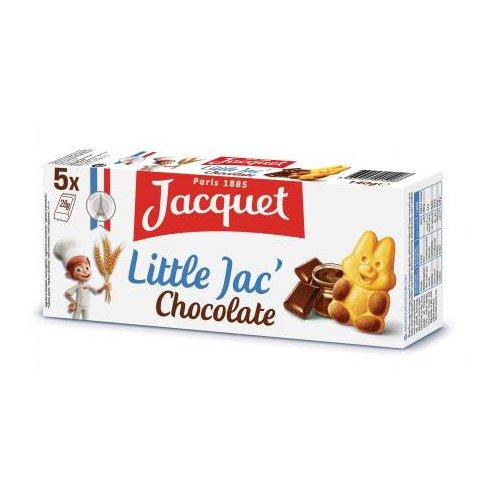 JACQUET- LITTLE JAC' CHOCOLATE