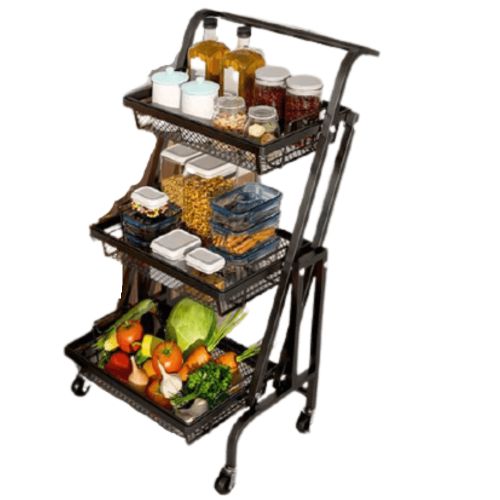 MULTI-LAYER FRUIT AND VEGETABLE RACK