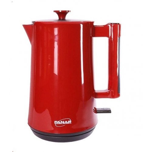 ELECTRIC KETTLE 1.7L DOUBLE WALL STAINLESS STEEL