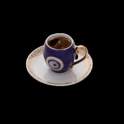 COFFEE CUP SET 6PCS