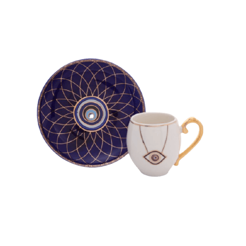 6 PCS COFFEE CUP SET