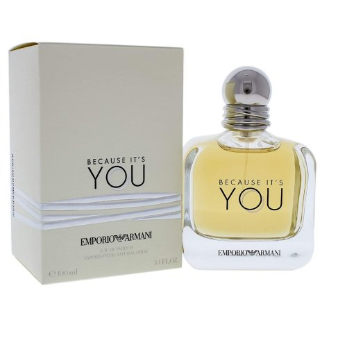 EMPERIO ARMANI BECAUSE IT'S YOU 100 ML