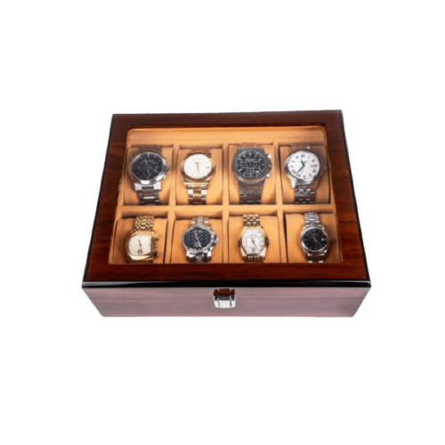LUXURY WOODEN BOX FOR WATCHES