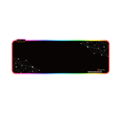 MEETION BACK LIGHT GAMING MOUSE PAD PD121