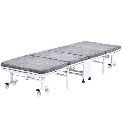 FOLDABLE SINGLE OFFICE BED