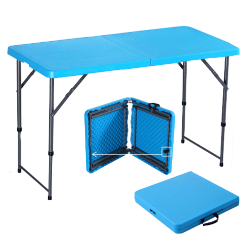 PORTABLE HOME DINING &  OUTDOOR TABLE