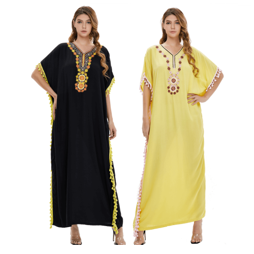 SUMMER ISLAMIC DRESS WOMEN ABAYA