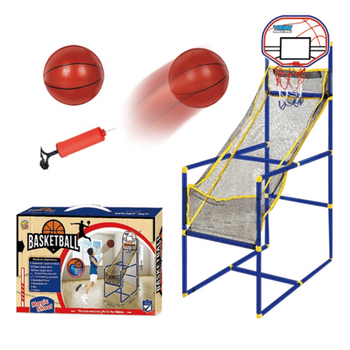 BASKETBALL SHOOTING SET ARCADE FOR KIDS