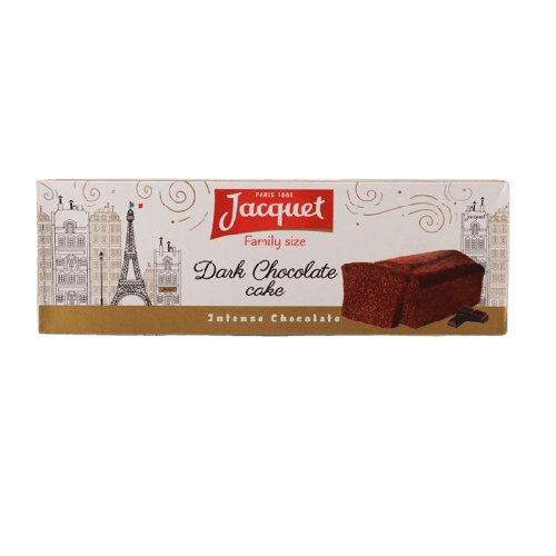 JACQUET- DARK CHOCOLATE CAKE