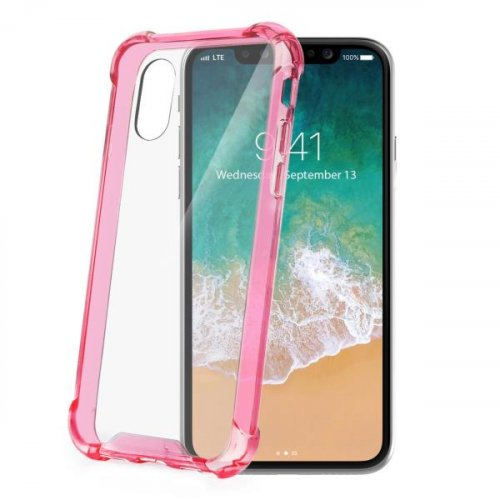 MOBILE ARMOR COVER FOR IPHONE X CELLY