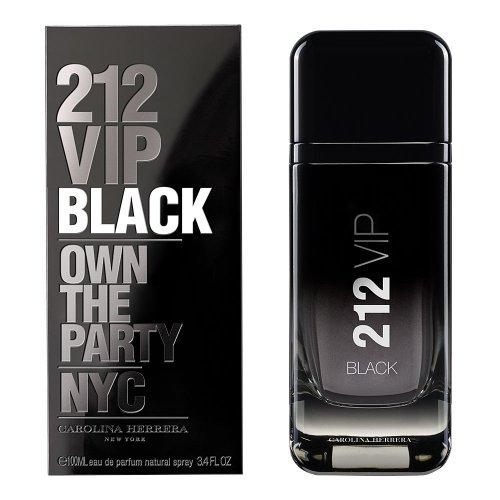 212 VIP BLACK by Carolina Herrera 100ML