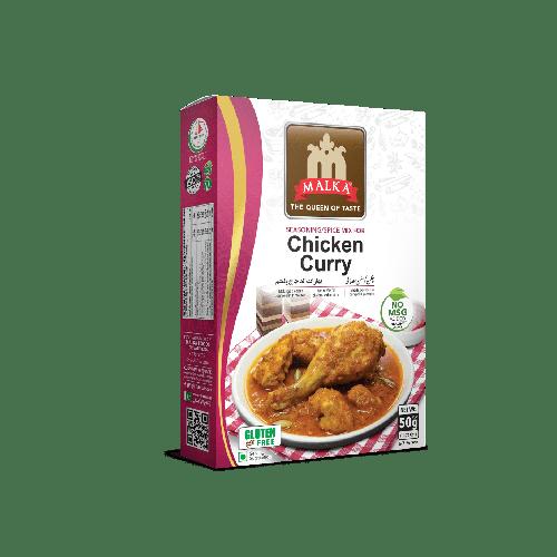 RECIPE & SEASONING MIX CHICKEN CURRY 50g