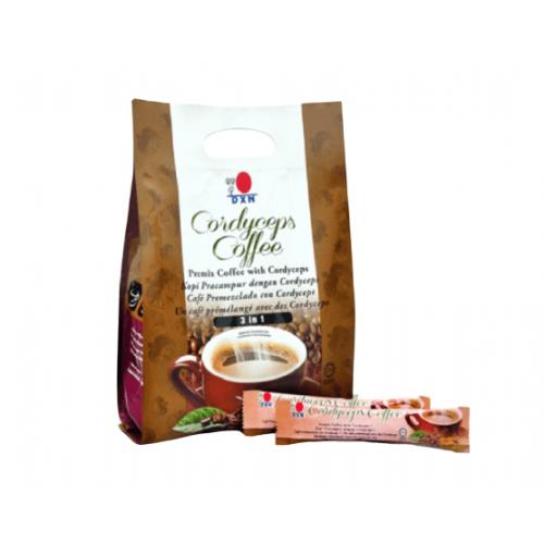 DXN CORDYCEPS COFFEE 3 IN 1