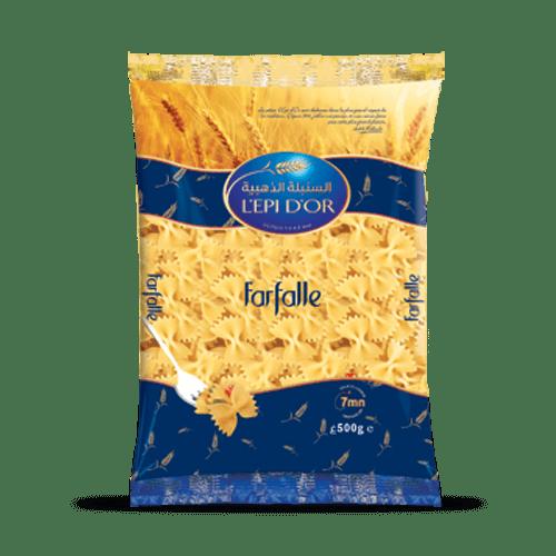 LEPIDO'R - FARFALLE PASTA NO.58