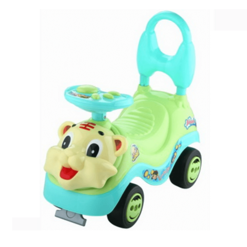 KIDS PUSH CAR WITH MUSIC  1 TO 3 Y/O