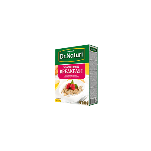 DR. NATURI-OAT FLAKES WITH BRAN AND GIRASOL