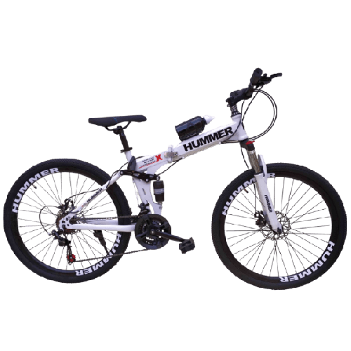 MOUNTAIN BIKE FOLDABLE HUMMER SIZE 26