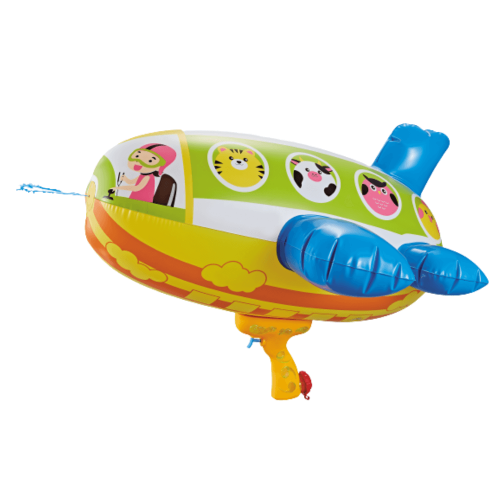 INFLATABLE WATER GUN FOR KIDS