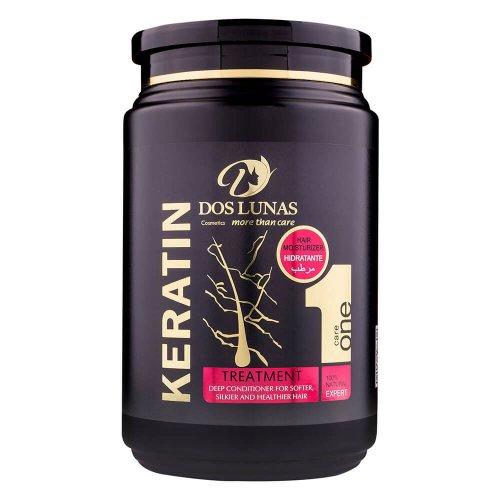 HAIR TREATMENT KERATIN DOS LUNAS 1000ML