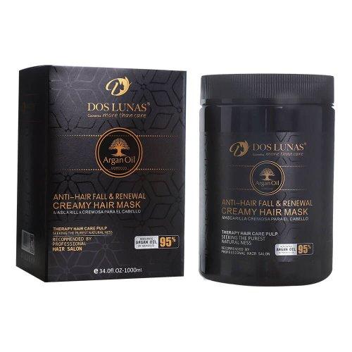 ARGAN OIL CREAMY HAIR MASK DOS LUNAS 1000 ML