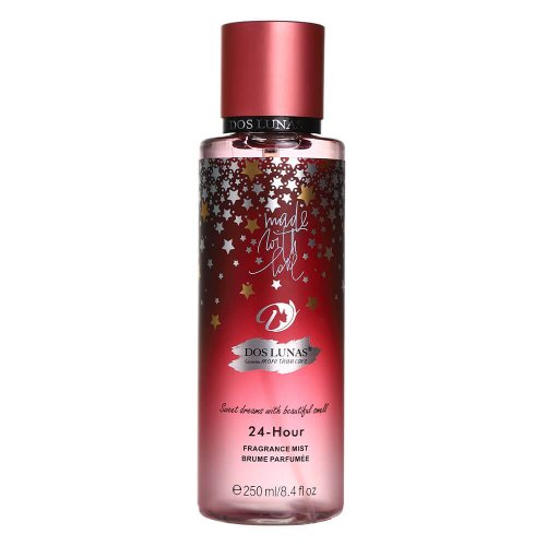FRAGRANCE MIST MADE WITH LOVE RED DOS LUNAS 250ML