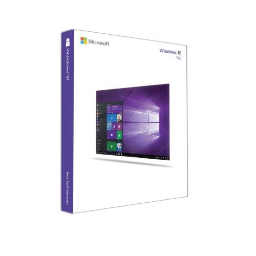 MICROSOFT WINDOWS 10 PROFESSIONAL 64BIT OEM DVD PACK