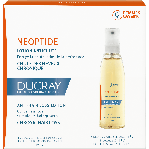DUCRAY NEOPTIDE WOMAN LOTION