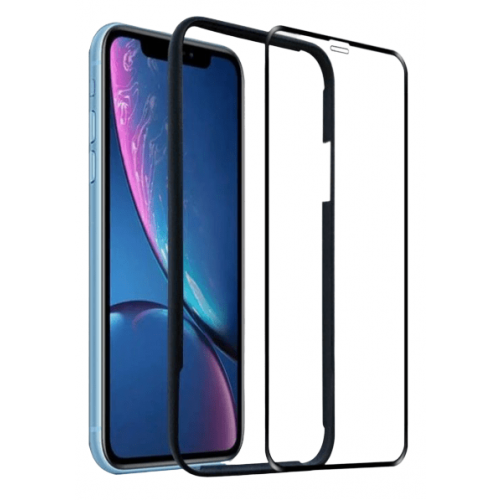 BAYKRON OT-IPD6.1-3D EDGE TO EDGE TEMPERED GLASS IPHONE 11 XR