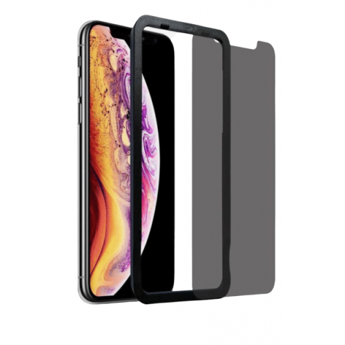 BAYKRON OT-IPP6.5-P PRIVACY TEMPERED GLASS IPHONE 11 XS-MAX
