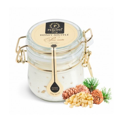 HONEY-SOUFFLÉ WITH PINE NUTS 250G