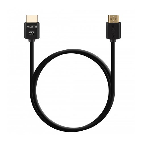 HDMI CABLE WITH 3D, 4K ULTRA HD AND ETHERNET SUPPORT 1.5M PROMATE