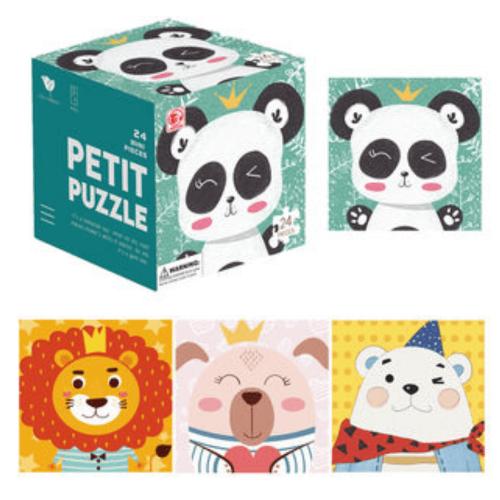 KIDS PETIT PUZZLE SET PANDA