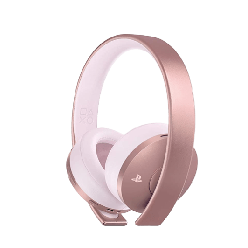 SONY HEADSET PLAYSTATION 4 ROSE GOLD WIRELESS