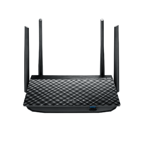ROUTER AC1300 DUAL BAND WIFI RT-AC58U ASUS