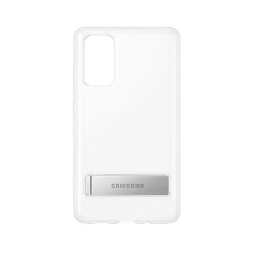 SAMSUNG CLEAR STANDING COVER TRANSPARENT FOR S20 FE EFJG780CTEGWW