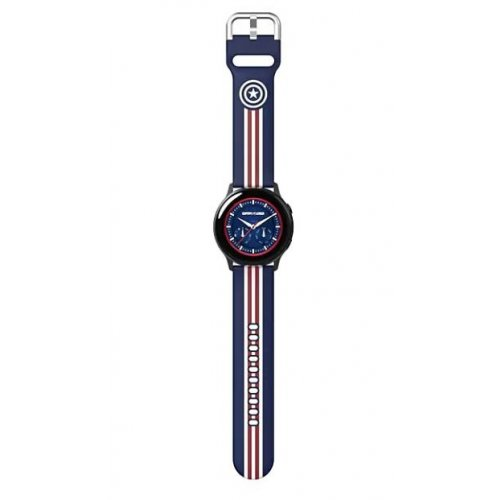 SAMSUNG STRAP FOR GALAXY ACTIVE WATCH - CAPTAIN AMERICA