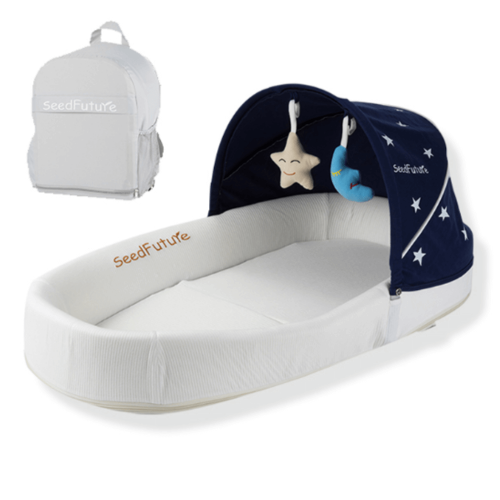 BABY LOUNGER FOLDABLE BIONIC BED