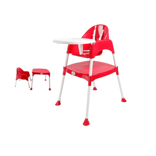 HIGH CHAIR FEEDING 3 IN 1 FOR BABY