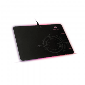 GAMING MOUSE PAD WITH GLOWING LED RGB BACKLIT P010 MEETION