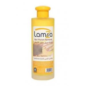 LAMSA NAIL POLISH REMOVER SUNFLOWER 105ML