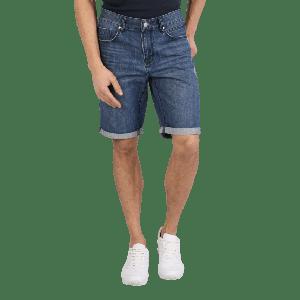 MEN DENIM SHORTS DISY WASH