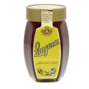 LANGNESE BEE HONEY 250GM