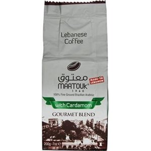 MAATOUK GOURMENT BLEND WITH CARDAMOM 200GM
