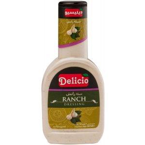 DELICIO RANCH DRESSING 267ML